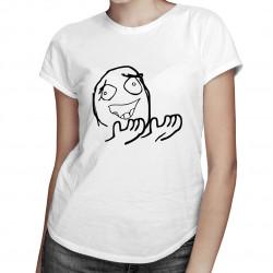 Why? - dámské tričko s potiskem