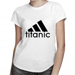 Titanic - dámské tričko s potiskem
