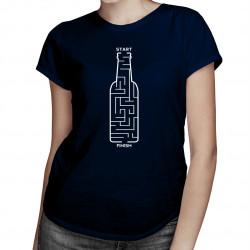 Start/Finish - dámské tričko s potiskem