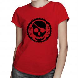 Ride or Die - dámské tričko s potiskem