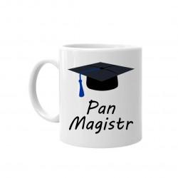 Pan magistr  - hrnek s potiskem