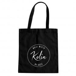 Kolín - moje místo na světě - taška s potiskem