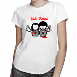 Pulp Fiction Cartoon - dámské tričko s potiskem