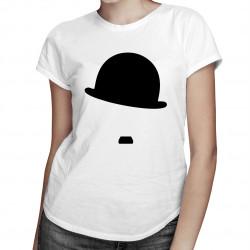 Charlie Chaplin - dámské nebo pánské tričko s potiskem