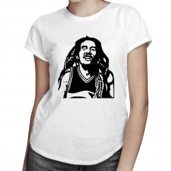 Bob Marley - dámské tričko s potiskem