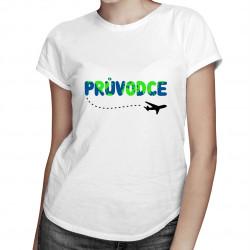 Průvodce - pánská a dámská trička  s potiskem